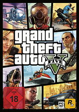 Grand Theft Auto V | GTA 5 | PC Account | Full Access | 60 days warranty