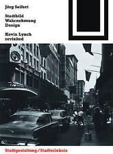 NEW Stadtbild, Wahrnehmung, Design (Bauwelt Fundamente) (German Edition)