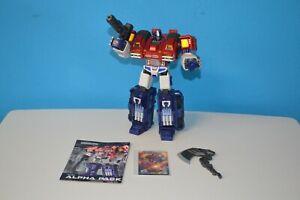 Spark Toys Alpha Pack AKA Optimus Prime