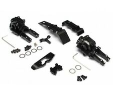 TRAXXAS 1/16 E-REVO MINI RALLY PERFORMANCE COMBO CNC ALUMINIUM BLACK by Blitz