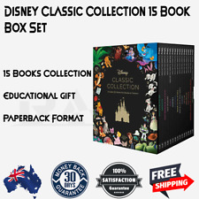 Disney Classic Charming Classic Story Collection 15 Book Box Set
