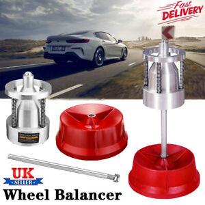 Wheel Balancer Portable Tyre Wheels Durable Car Truck Rim Bubble Level HeavyDuty