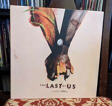 The Last Of Us OST Soundtrack, Vinyl 4 LP Box Set, Mondo, Gustavo Santaolalla