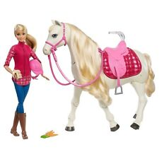 Barbie® Dream Horse and Doll