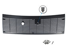 1983-1993 Ford Mustang Cowl Grille w/ Windshield Washer Nozzle & Install Screws