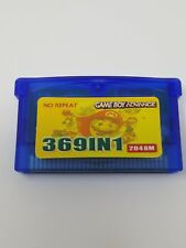 369 in 1 GBA Games for Nintendo GBA SP NDS Game Boy Advance Pokemon Multicart US