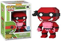 Teenage Mutant Ninja Turtles Neon DONATELLO 8Bit Funko Shop ESCLUSIVA POP VINILE