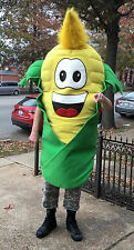 Marylen Brewer Husky Sweet Corn Professional Mascot Costume Farming Adult
