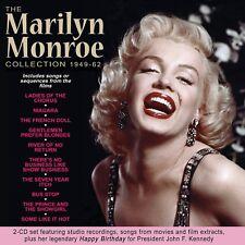 MARILYN MONROE New Sealed 2019 BEST OF & MORE 2 CD SET