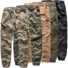 SURPLUS Raw Vintage BAD BOYS PANTS Cargo Hose Freizeithose Airborne Sweat Jeans