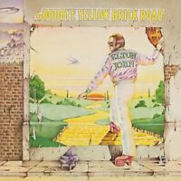 ELTON JOHN Goodbye Yellow Brick Road BANNER HUGE 4X4 Ft Fabric Poster Tapestry
