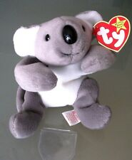 Ty Beanie Babies-Mel The Koala Bear-Mint Condition-1996 P.E. Retired- Plush