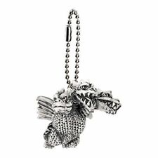Bandai Toho Monsters Godzilla Mini SD Figure  Keychain Mascot - King Ghidorah
