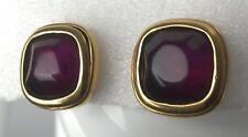 Vintage Earrings GOOSSENS PARIS