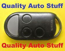 1995 - 1999 Nissan Maxima Infiniti I30 Keyless Remote A269ZUA078 Four Buttons