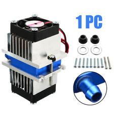 Termoeléctrica Peltier Refrigeración Agua Ventilador Enfriador Sistema Disipador