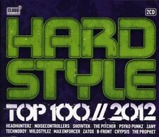 Hardstyle Top 100 2012 [CD]