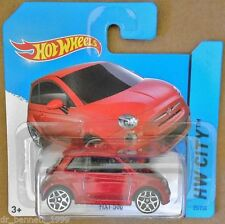 Hot Wheels Fiat Diecast Racing Cars