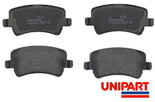 For Ford - Galaxy / Mondeo MK4 / S-Max 2006-2015 Rear Brake Pads Set Unipart