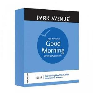 Park Avenue Good Morning After Shave Lotion With Fresh Citrus Essence (50ml)