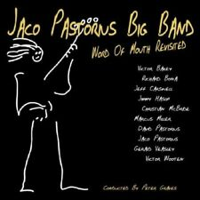 Jaco Pastorius Big Band - Word Of Mouth Revisited CD HEADS UP
