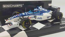 Minichamps 417950004 1/43 TYRRELL YAMAHA 023 MIKA SALO BELGIAN GP 1995 F1 Model
