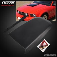 Front Racing Style Air Vent Hood Scoop For Ford Mustang Gt V8 2005-2009