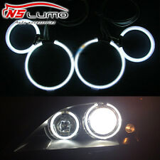 Xenon WHITE CCFL Angel Eyes Halo Rings Kit for Ford Mondeo MK3 2000-2007 - 4pcs