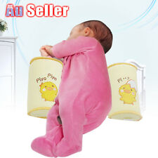 Infant Newborn Baby Anti Flat Roll Head Sleep Positioner Support Cot Pillow