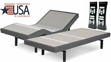 2017 SPLIT QUEEN S-CAPE 2.0 MODEL ADJUSTABLE BED BY LEGGETT & PLATT