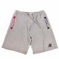 LONSDALE Lushington shorts camo grey gris