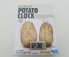 4M Potato Clock DIY Kids Lab Science Kit Toysmith Brand New