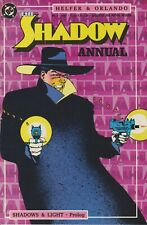 The Shadow Annual #1. 1987. DC. VF/NM.