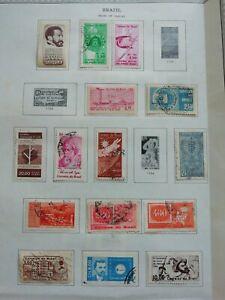 Brazil Stamps 1960-62