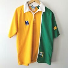 Rugby World Cup Rugby Originals Licensed IRB 2003 Supporter Jersey Size M Medium