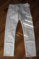 Lagerfeld Herrenjeans Hose Jeans weiß Gr. XL W35 L34