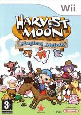 Harvest Moon Magical Melody NINTENDO WII NUOVO SIGILLATO EDIZIONE ITALIANA