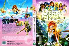 Winx Club: The Secret of the Lost Kingdom (2007) - Iginio Straffi  DVD NEW