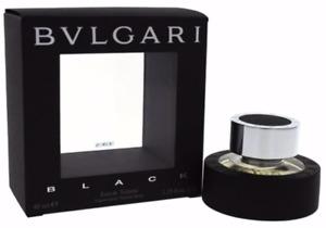 Bulgari Black By Bvlgari 40ml Spray Eau de Toilette For Men & Woman -  New