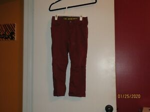 Lee: Boys Size 8 Regular Rust Colored Jeans X-Treme Comfort