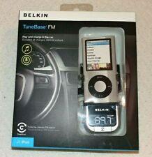 Belkin Tunebase Fm Transmitter for Ipod F8z176ttp