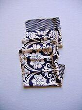 "Soft Satin Flower Pattern Scarf Wrap Silk Feeling 35"" * 35"" (90cm× 90cm) #4"