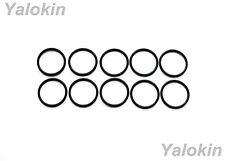 10pcs- 15.60mm ID x 1.78mm CS O-Rings for Drip Tips, RDA, RBA, APVs and Mods
