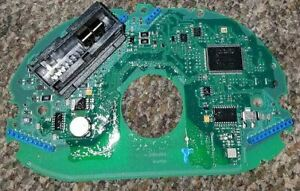Saab 9-3 93 2005-2011 matched CIM CIRCUIT BOARD and  1 key fob SEE DESCRIPTION