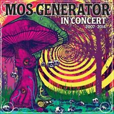 Mos Generator - In Concert 2007 - 2014 [CD]