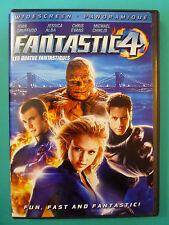 Fantastic Four 4 (DVD*En/Fr*Ioan Gruffudd*Jessica Alba*Chris Evans)