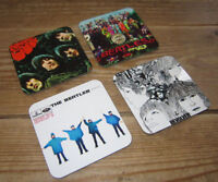 The Beatles Album Cover Coaster Set #1