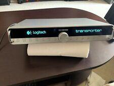 Slimdevices Logitech Transporter Network Player (With Transnav Knob) Silver