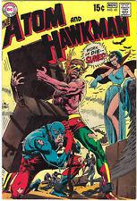 ATOM and HAWKMAN # 45 Hi-Grade 9.0 (End of series) KUBERT Cover! A$K $55= CHEAP!