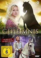 ARMANS GEHEIMNIS (STAFFEL 1) IRSLINGER,SINJE/GRAMENZ,TOM/+ DVD NEU